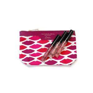 Kylie Cosmetics 3 Liquid Lipstick Trio Bundle Set